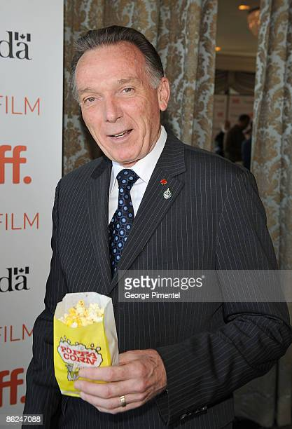 The Honourable Peter Kent Minister of State of Foreign Affairs attends the 2009 Toronto International Film Festival's Press Conference at the Sutton...