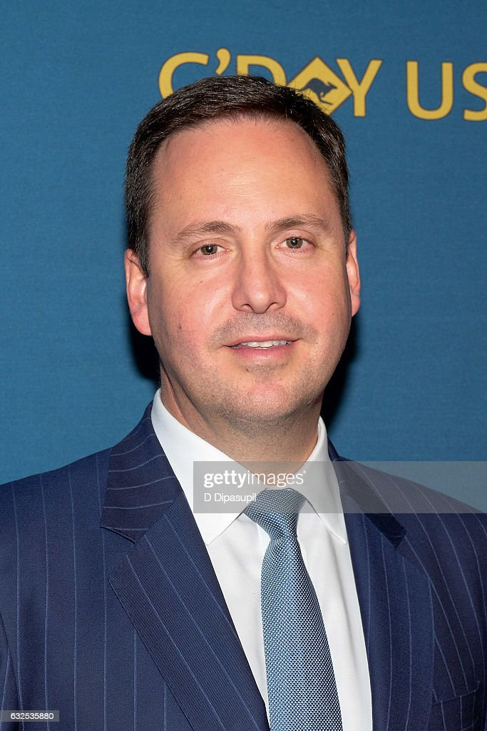 The Honourable Steven Ciobo MP, Australian Minister for Trade, Tourism and Investment, attends A Virtual Tour of Australia at Hudson Mercantile on January 23, 2017 in New York City.