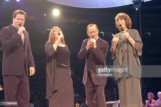The Hoppers at the Bill Gaither Homecoming on 2/14/04 in Dallas, Tx.
