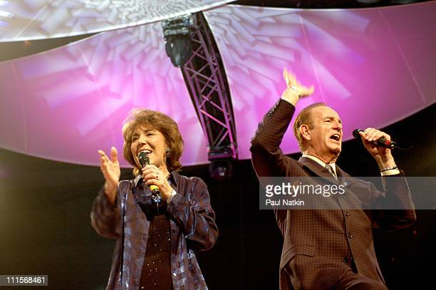The Hoppers at the Bill Gaither Homecoming on 2/21/04 in Charleston, SC.