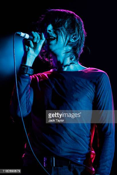 The Horrors perform on day one of the Maho Rasop Festival 2019 on November 16 2019 in Bangkok Thailand