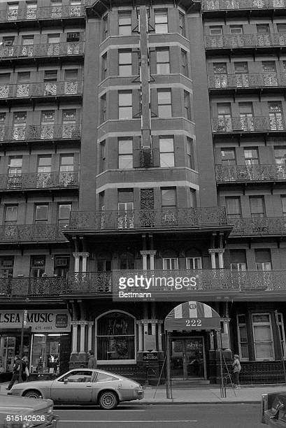 The Hotel Chelsea began its 100th year on November 20 and it is still graceful and rich with memories of the past The redbrick structure with its...