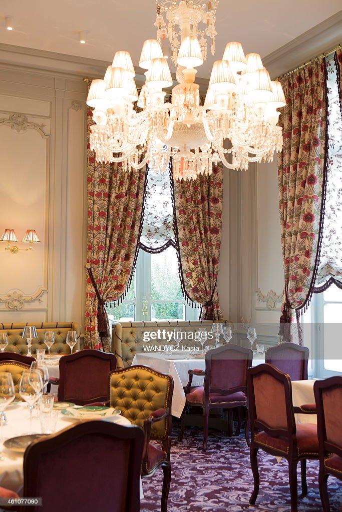 The hotel restaurant la grande maison in bordeaux a high end guest house imagined