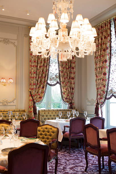 The hotel restaurant la grande maison in bordeaux a high end guest house imagined