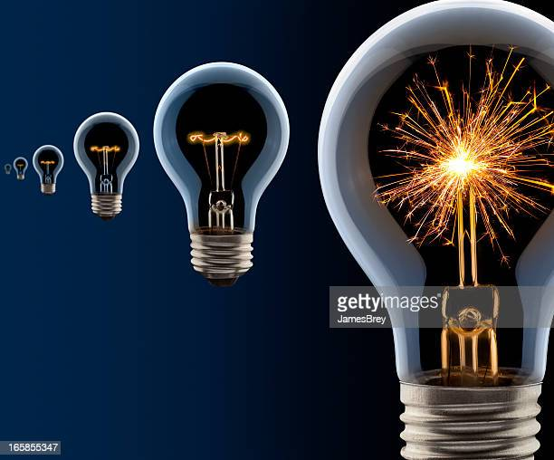 the hottest new idea of them all! - intellectual property stock pictures, royalty-free photos & images