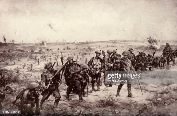 The Hour Has Struck British First Line of Attack in the Great Push' 1917 The Battle of the Somme began on 1st July 1916 with General Douglas Haig's...