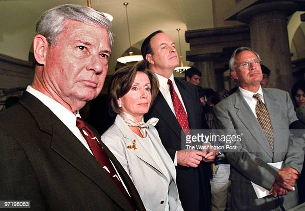 HILL The House and the Senate Select Intelligence committees meet today for the first of their week long hearings on the Sept 11 attacks Pictured LR...