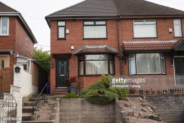 The house in Cromer Road Stoke On Trent which is being investigated by police in connection with the murder of midwife Samantha Eastwood on August 9...