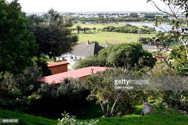 The house in Muizenberg where a German teenager was allegedly kept as a sex slave by her father July 1 2009 in Muizenberg South Africa He was...
