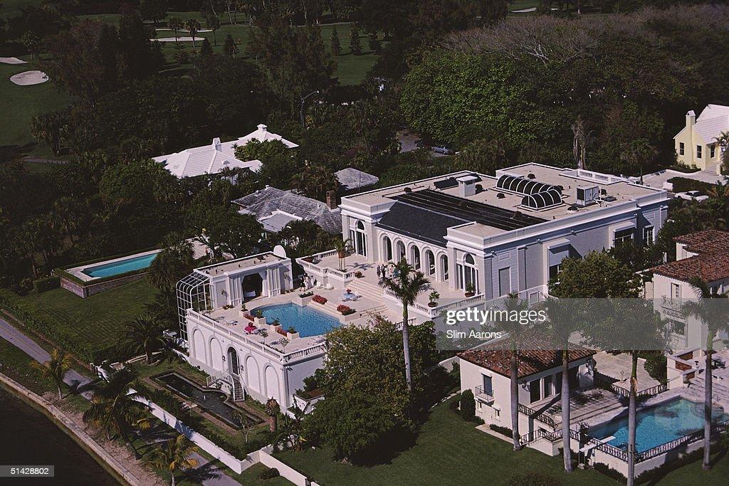 Palm Beach Palace : News Photo
