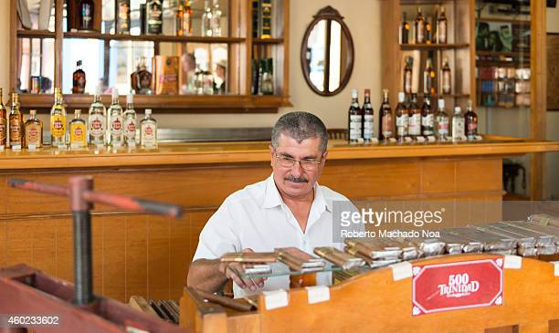 The House of Cigars is a government run business specializing in all brands of the world famous Cuban Cigars they roll cigars in front of buyers and...