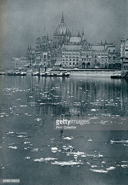 'The House of Parliament, Budapest', c1932. From The Studio Volume 103. [London Offices of the Studio, London, 1932]