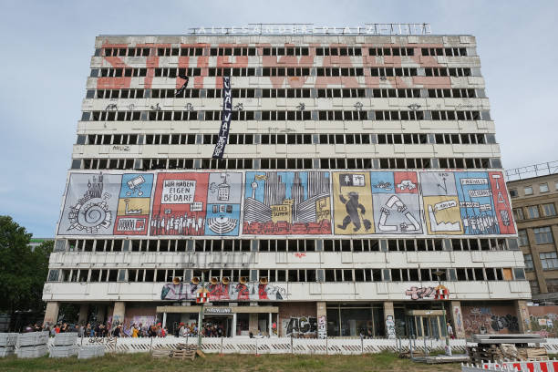 DEU: The House Of Statistics, Once Slated For Demolition, To Find New Life In Ambitious Project