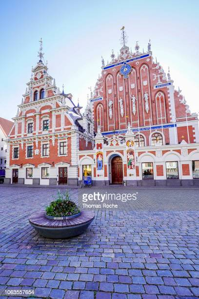 The House of the Blackheads in Riga