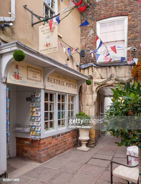 The House of the Tailor of Gloucester, Gloucester UK