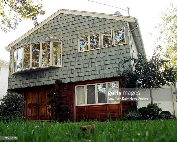 The house on 86th St in Howard Beach Queens where John Favara lived Favara accidentally hit and killed John Gotti's son Frank with his car and later...