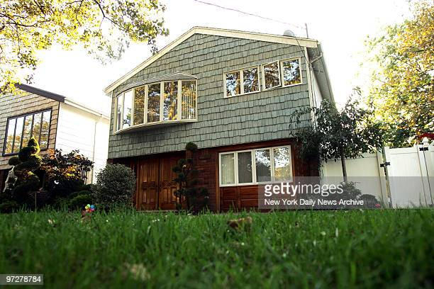 The house on 86th Street in Queens where John Favara lived Favara accidentally hit and killed John Gotti's son Frank with his car and later...