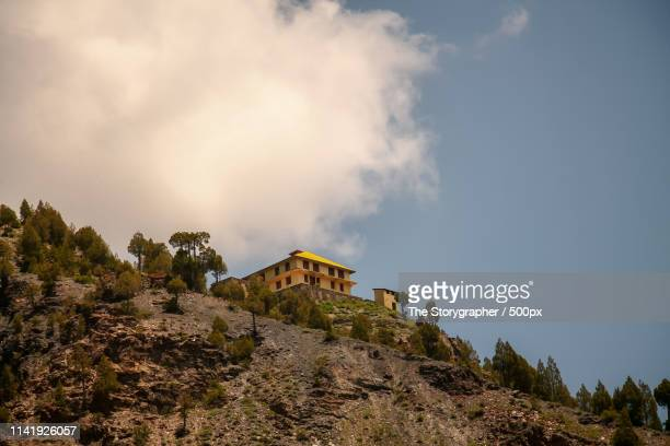 the house on the top of hill - the storygrapher stock pictures, royalty-free photos & images