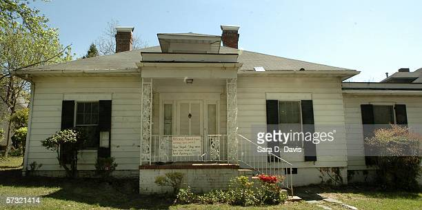 The house rented by Duke lacrosse players at 610 North Buchanan is shown April 11 2006 in Durham North Carolina The house was the site of where...