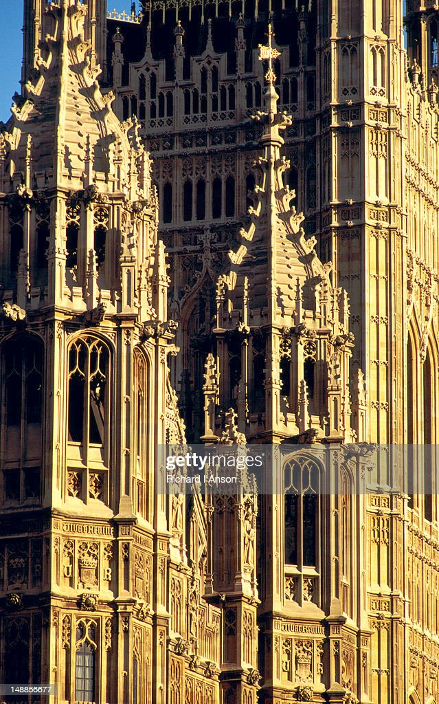 The Houses Of Parliament A Fine Example Of Neogothic Architecture