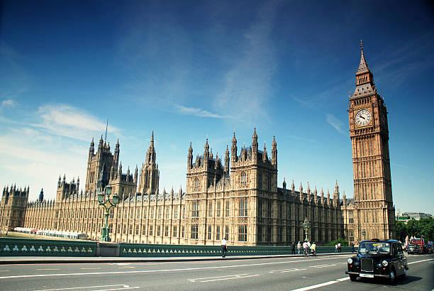 The Houses Of Parliament & Big Ben Wall Art