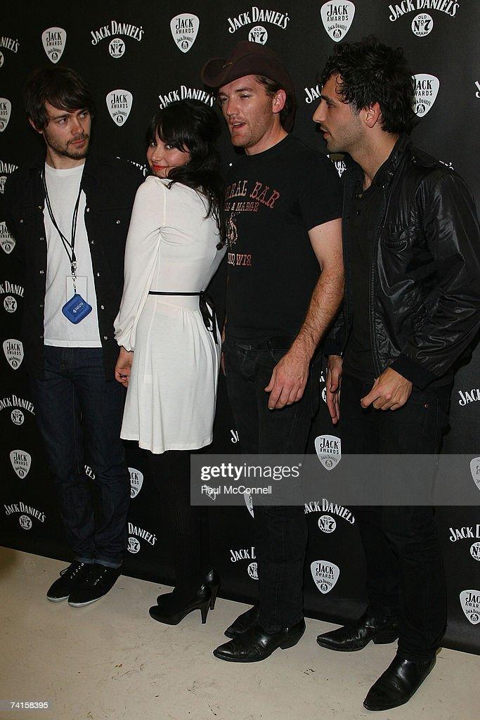 2007 Jack Awards : News Photo