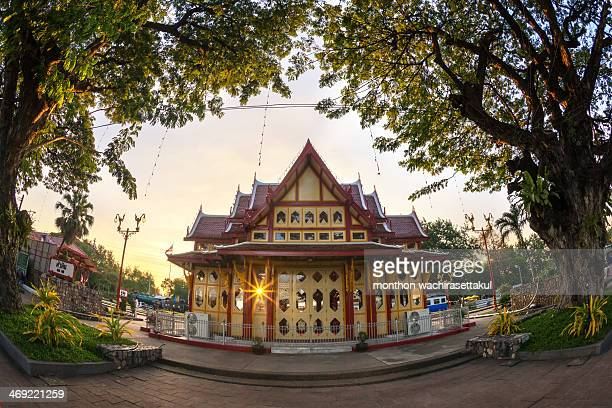 The Hua Hin Railway Station is one of the country most beautiful train stations marked by its meticulous details in architecture. Built in the reign...