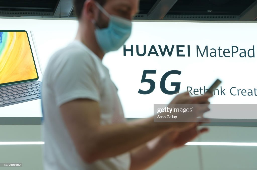IFA 2020 Special Edition Consumer Electronics Trade Fair Takes Place Despite The Coronavirus Pandemic : News Photo