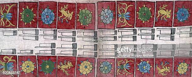 The Huexotzinco Codex Colonialera Nahua pictorial manuscript collectively known as Aztec codices It is part of the testimony in a legal case against...