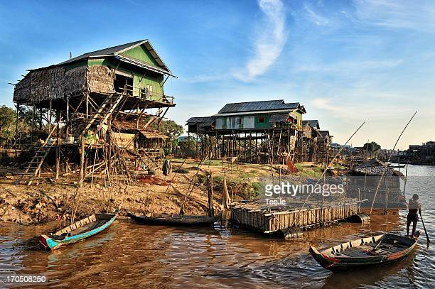 The Huge kampong Phluk, Cambodia