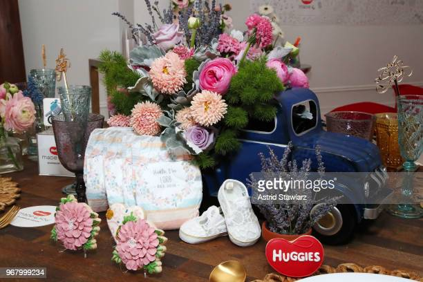 The Huggies Made by You personalized diaper launch event curated by celebrity event planner Nicole Marie showcased the five fashioninspired...