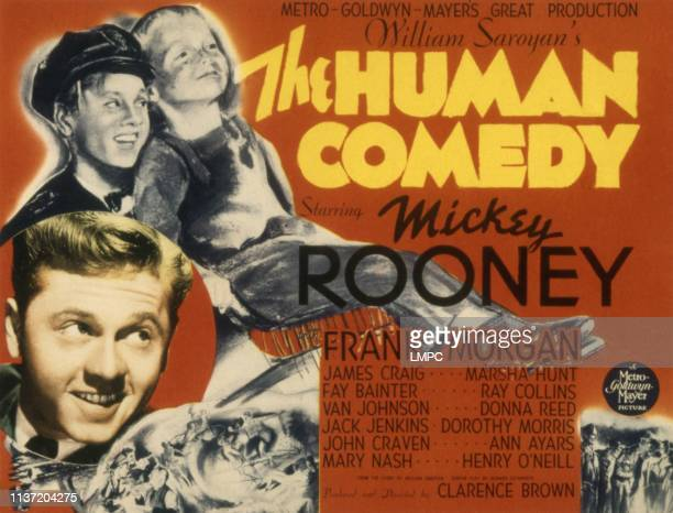 Image result for the human comedy 1943 poster