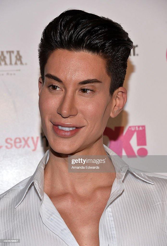 "OK! Magazine's ""So Sexy"" LA Event - Arrivals : News Photo"
