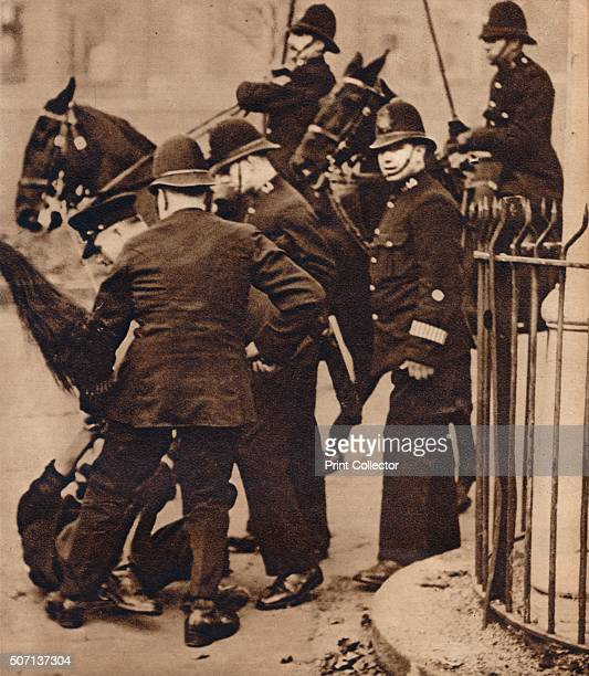 The Hunger Marchers' The National Hunger March of September to October 1932 was the largest of a series of hunger marches in Britain The unemployment...