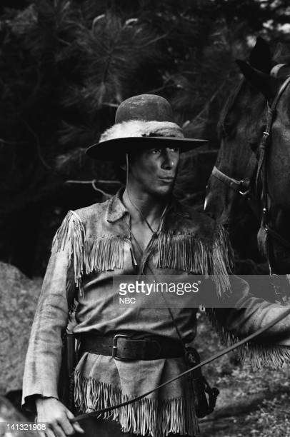 PRAIRIE The Hunters Episode 10 Aired Pictured Johnny Crawford as Ben Shelby Photo by NBCU Photo Bank