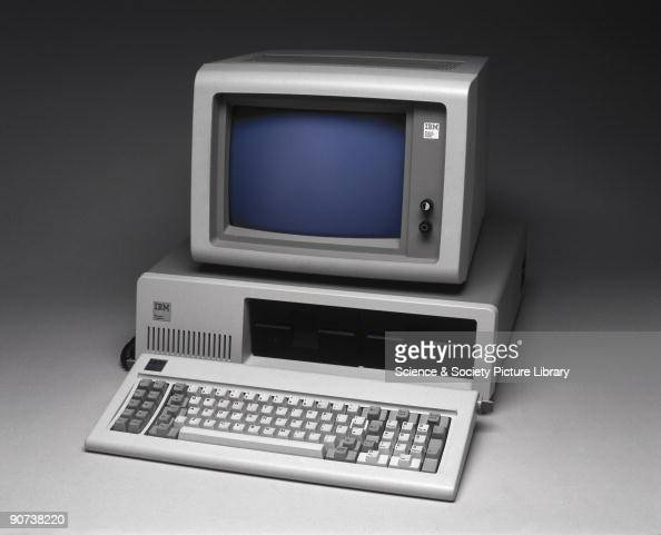 35 Years Ago Ibm Releases The Personal Computer On August