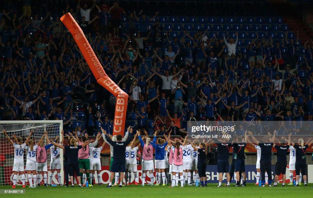 France v Iceland - UEFA Women's Euro 2017: Group C : News Photo