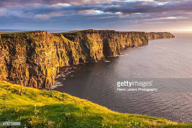 The Iconic Cliffs of Moher, Ireland