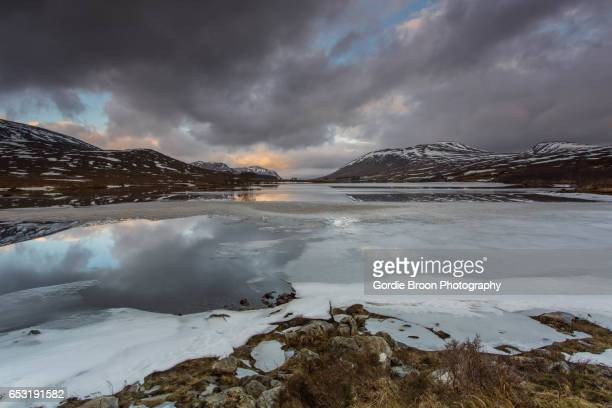 The Icy Loch.