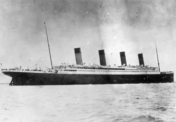 The Titanic Wall Art