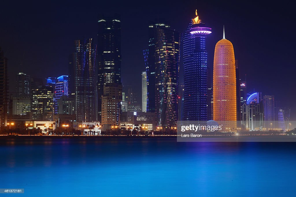 Scenes Of Qatar 2014 : News Photo