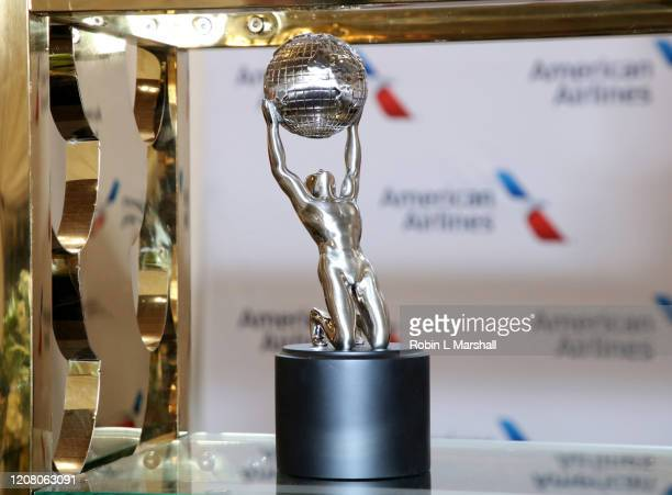 The Image Award is seen during the 51st NAACP Image Awards Presented by BET at Pasadena Civic Auditorium on February 22 2020 in Pasadena California