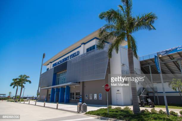 The IMG Academy in Bradenton, Florida. The Saint Augustine Men and West Texas A&M Women won the overall championship with 58 and 64 points...