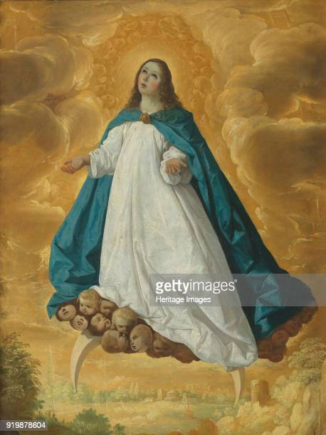 The Immaculate Conception of the Virgin c 1635 Found in the collection of Museo del Prado MadridFine Art Images/Heritage Images/Getty Images