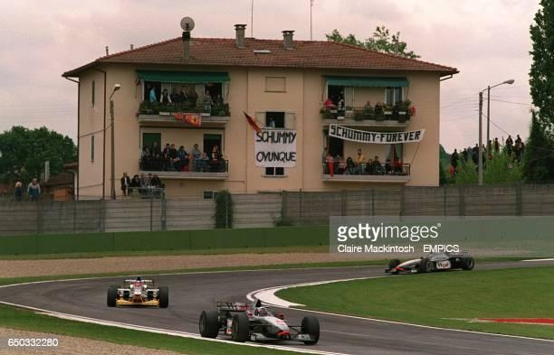 The Imola circuit