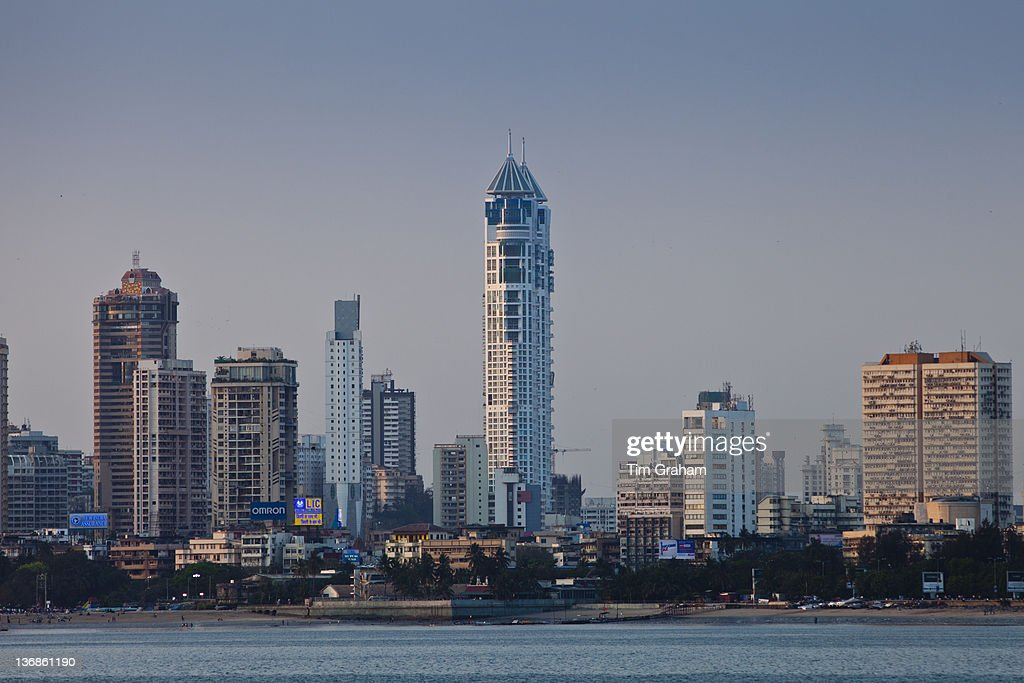 Twin towers business district south mumbai india pictures the imperial towers twin towers residential skyscrapers and business district development in tardeo south mumbai altavistaventures Images