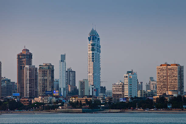 Twin towers business district south mumbai india pictures twin towers business district south mumbai india thecheapjerseys Choice Image