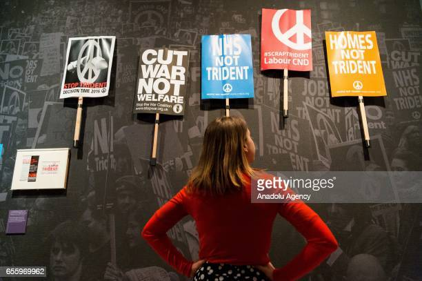 The Imperial War Museum London People Power Fighting for Peace the UKs first major exhibition explores the evolution of the antiwar movement from the...