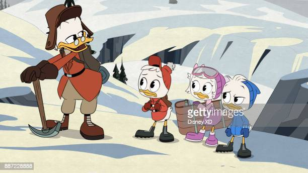 DUCKTALES The Impossible Summit of Mt Neverrest Scrooge and Huey are determined to be the first to set foot atop an impossible summit but the...