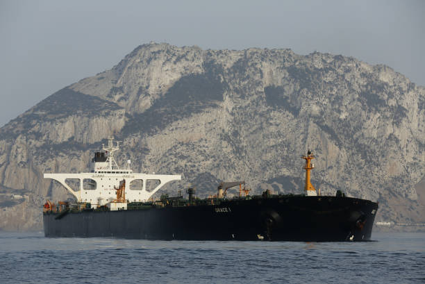 GIB: Oil Advances As Tanker Seizures Keep Tensions High